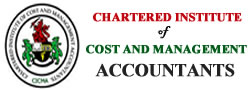 Chartered Institute of Cost and Management Accountants Logo